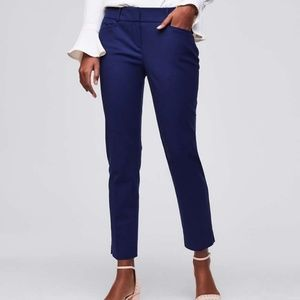 ANN TAYLOR LOFT RIVIERA PANTS IN JULIE FIT 8